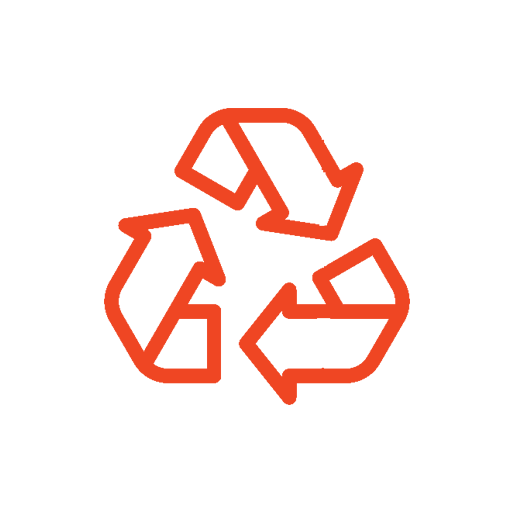 Sustainability - Recyceled Icon